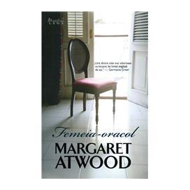 margaret atwood lady oracle