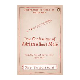 the true confessions of adrian albert mole townsend sue