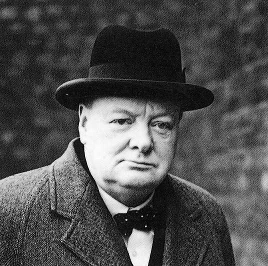 Image result for Sir Winston Churchill