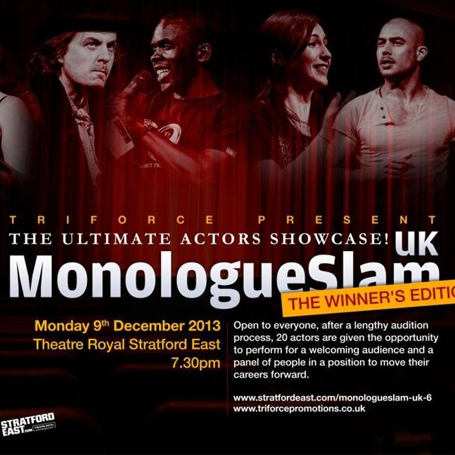 monologue slam by kate kennedy