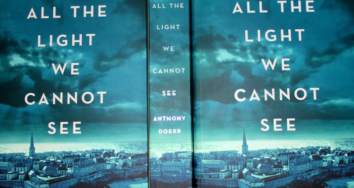 News Anthony Doerrs All The Light We Cannot See Optioned For Film