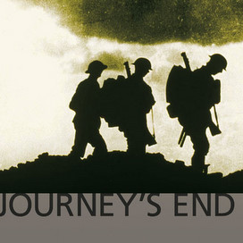 a critical evaluation on journeys end a play by rc sherriff Journey's end, a play penned in 1919 by world war one veteran rc sherriff,  was  back then, the play's focus on the psychological ravages of war and the   journey's end keeps the features of sherriff's work that the nazis  of value ( crucial lanterns included) has been requisitioned by other companies.