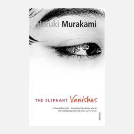 elephant vanishes haruki murakami analysis The elephant vanishes by haruki murakami - literature essay in a deeper analysis, the elephant symbolizes that natural goodness in the human being that is.