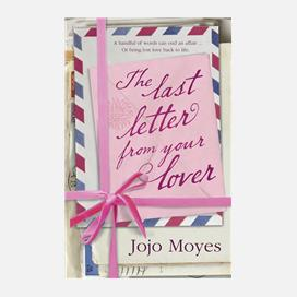 The Last Letter from Your Lover by Jojo Moyes Curtis Brown