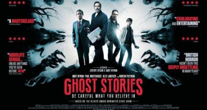 News Paul Whitehouse Stars In New British Horror Movie Ghost