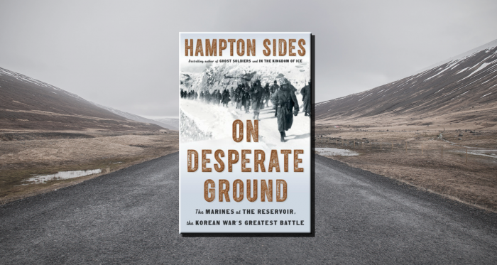 News: On Desperate Ground named a Washington Post Best Book
