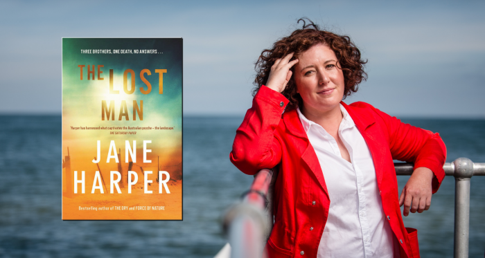 News Jane Harper S The Lost Man Is Apple Books Best Fiction Title